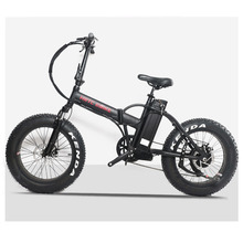 купить 20 Fat ebike 48V500W bafang motor folding TFT LCD electric e-bike widening tire snow riding cycling lithium battery bicycle по цене 62580.97 рублей