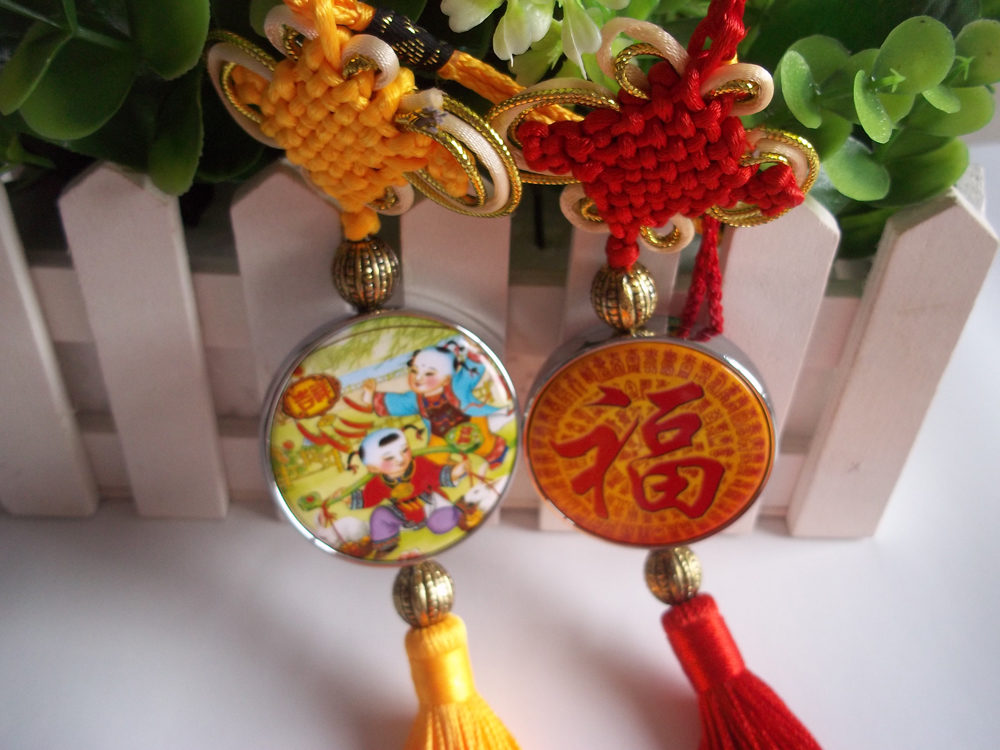 ФОТО New product  of 44MM Propitious knot craft  round button components DIY Chinese knot 100set