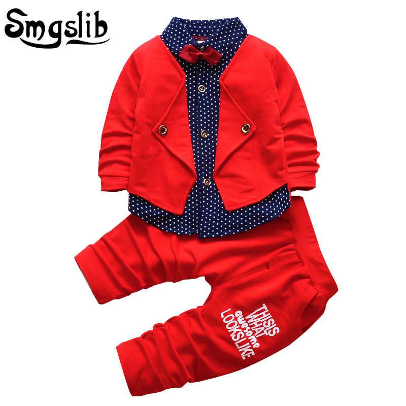 Baby Boy Clothes Set Spring Autumn Casual Kids Sport Suit Infant Toddler Boys Clothes Top Coat Pants Tracksuit Set 1st Birthday Aliexpress
