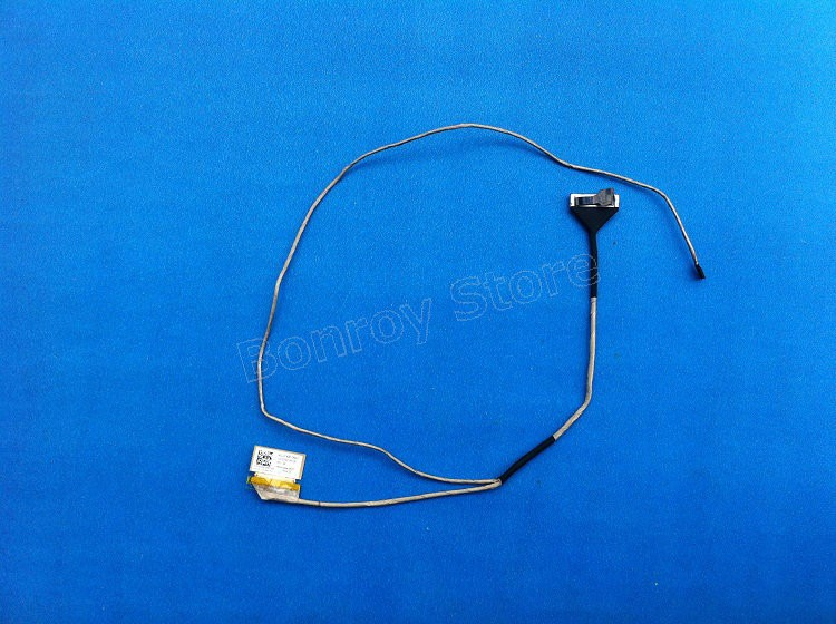 Computer Cables Laptop LCD Cable for Lenovo 3000 G430 G430L G430M Y430 V450 DC02000IW00 New Cable Length: LCD Cable
