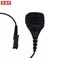 XQF Speaker Microphone for Motorola XPR3300 XPR3500 XIR P6620 DP2000 DP2400 MTP3250 Radio