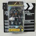 """NECA Pacific Rim Gipsy Perigo Jaeger PVC Figuras de Ação Collectible Modelo Toy 7.5 """"19 CM MVFG221"""