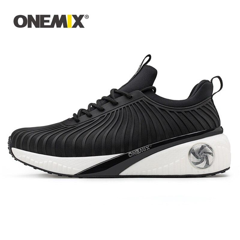 ONEMIX Women Sneakers Height Increasing Shoes For Outdoor Walking Light Cool High Jogging Sneakers Deodorant Moisture Dispelling
