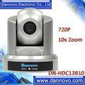 Freies Verschiffen DANNOVO HD USB PTZ Kamera für Web Conferencing  10x Optische Zoom 720 p (DN HDC13B10)-in Konferenzsystem aus Computer und Büro bei