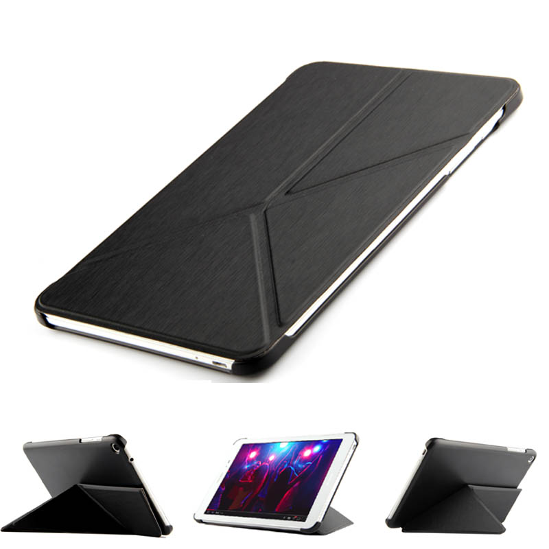 High quality pu leather case For Huawei T1 8 0 cover for Huawei Mediapad S8 701u