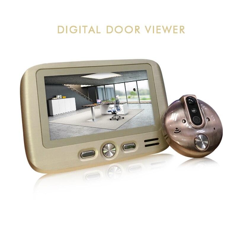 4.3 Inch 720P HD Video Door Phone 4.3 Inch 720P HD Video Door Phone