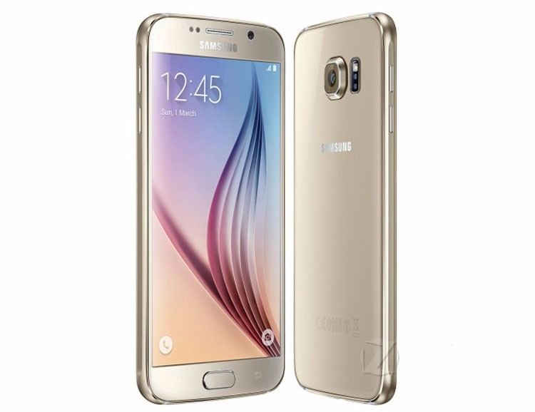 Original Samsung Galaxy S6 With 16.0MP And 3GB RAM Android Unlocked Cellphone 9