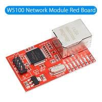 Keyes W5100 Network Module Board Multifunctional LAN Ethernet Shield Electronics 1pcs For Arduino With Free Shipping