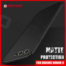 Frosted back cover case For huawei honor 8 8 Lite cases Slim Hard Back PC Case