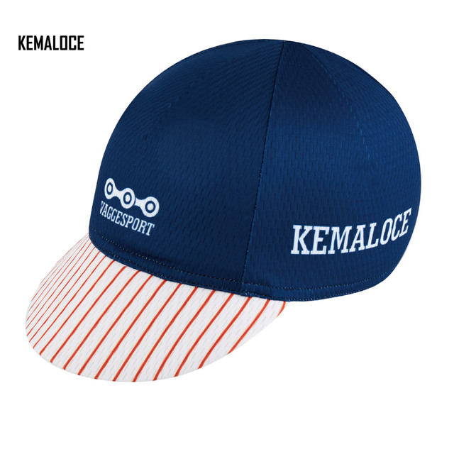 b9a99f2d342 KEMALOCE High Quality Navy Blue 2018 Sublimation Plain Breathable Quick Dry  Mesh Cycling Cap