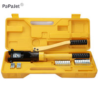 Crimping Tool Kit 14 TON Hydraulic Plier Tool Hydraulic Crimping Tools