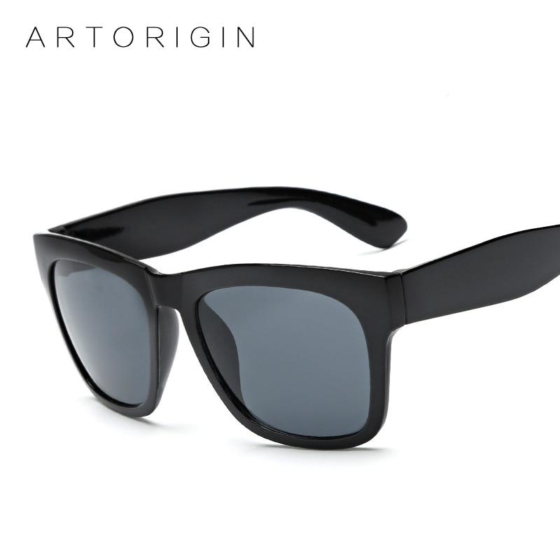 Retro Polarzied Sunglasses Men Women Square Mirror Sun Glasses For Driving Fishing oculos de sol masculino