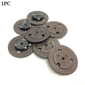 For PS1 Motor Cap Disk Lens Accessories Replacement Part CD Repair Spindle Hub Turntable Ceramic Gaming Practical Durable #2(China)