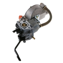 цена на NEW 1PC Dual Fuel Carburetor Carb For Water Pump Generator Engine 170F GX200