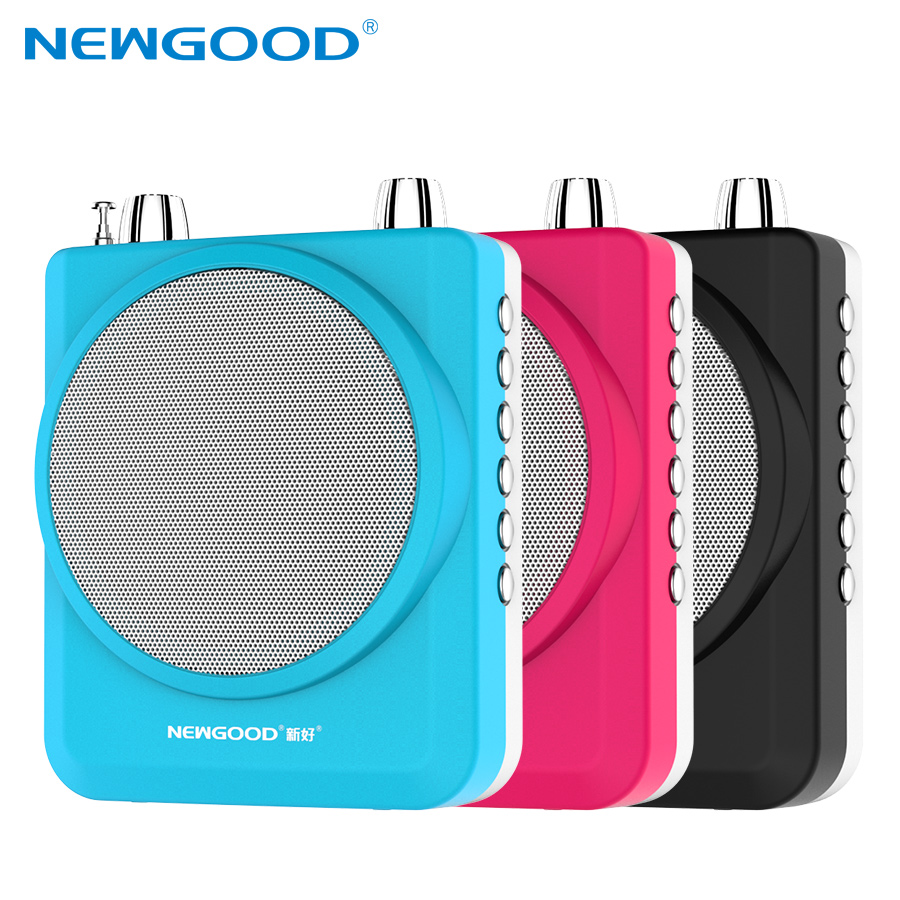 N510 Wireless MIC Loudspeaker With Microphone Voice Amplifier Booster Megaphone Speaker For MP3 Teaching Tour Guide Sales