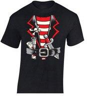 New Hot Summer Casual Printing Cheap Price 100 Cotton Men Tee Shirts Halloween Costume Happy Halloween