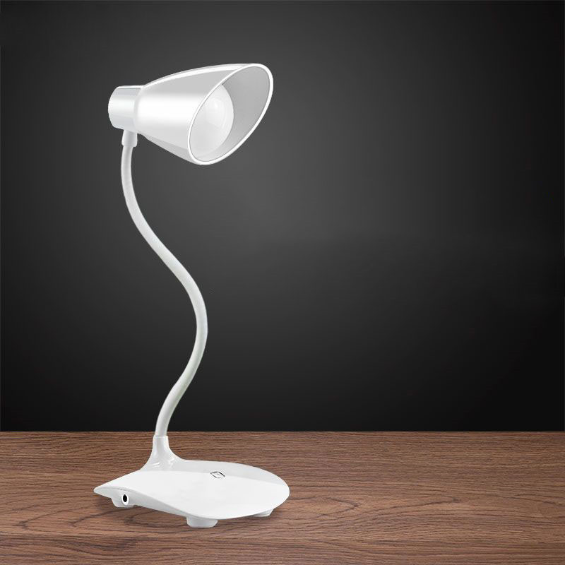 Desk Lamps Book Lights Modern USB Recharge Flexible Table Lamp Adjustable brightness Touch control Office Student Study LampDesk Lamps Book Lights Modern USB Recharge Flexible Table Lamp Adjustable brightness Touch control Office Student Study Lamp