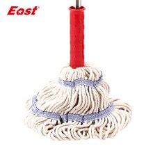 หัวไมโครไฟเบอร์แม่บ้านทำความสะอาด Spin สำหรับชั้นซักผ้า East