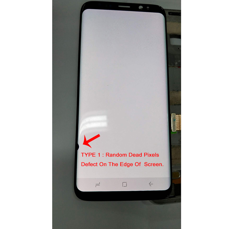 Display for S8 LCD…
