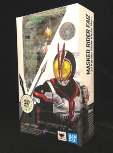 "Image 2 - ""קאמן רוכב פאיז"" מקורי BANDAI Tamashii אומות S.H. Figuarts SHF פעולה איור קאמן רוכב פאיז 20 קאמן רוכב בעיטות Ver."