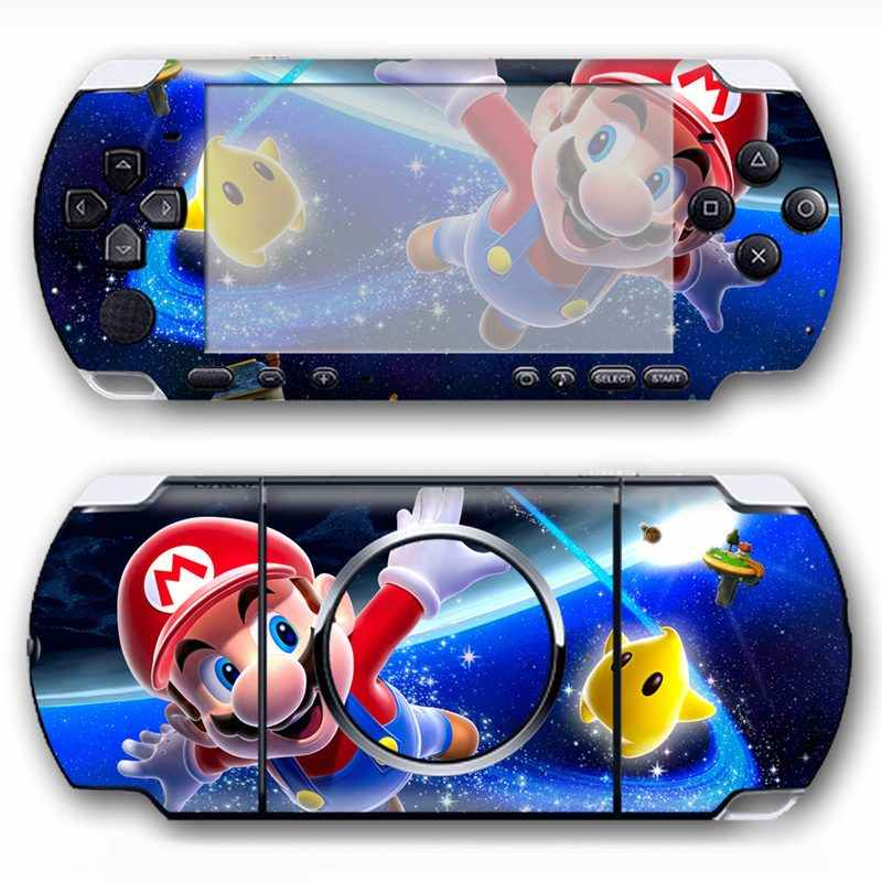Hot selling decals sticker vinyl skins design for PSP 3000 SKIN