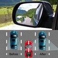 Retrovisor do carro Grande Angular Rodada Espelho Convexo 360 Graus de Rotação Wide Angle Blind Spot Auto Acessório Exterior
