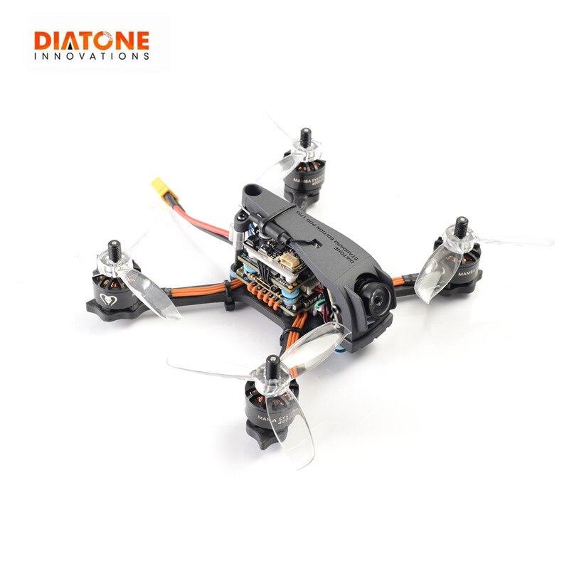 Diatone 2019 GT R349 HD MK2 TBS 版 135 ミリメートル 3 インチ 4 S FPV レーシング Rc ドローン PNP F4 25A CADDX カメ V2 統一 800 mW VTX  グループ上の おもちゃ & ホビー からの ラジコン ヘリコプター の中 1