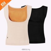 xiaomi mijia PMA Графен с подогревом теплая спина сокровище тела для похудения плюс бархатная женская теплая одежда дальнего инфракрасного нагрева