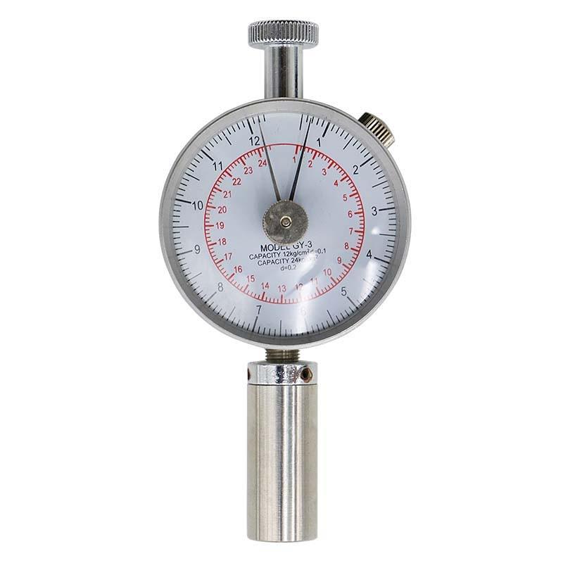 все цены на GY-3 Analog Fruit penetrometer Sclerometer Hardness Tester Durometer онлайн