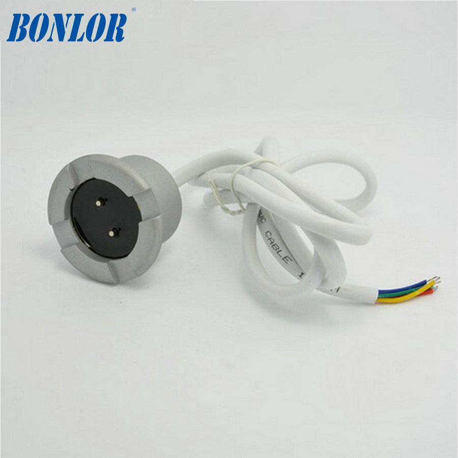 Free Shipping Wired Water Leaking Liquid Sensor Warehouse Machine Room Home Security Alarm NC/NO Output Relay Options