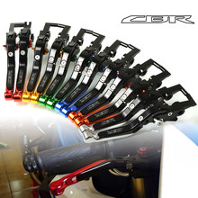 For Honda CBR1000RR/FIREBLADE/SP 04-07 08-16 Motorcycle CNC Adjustable Folding Brake Clutch Levers CBR1000 CBR 1000RR 1000 RR motorcycle cnc aluminum foldable brake clutch levers for honda cbr1000rr fireblade 04 07 adjustable folding cbr 1000rr 1000 rr