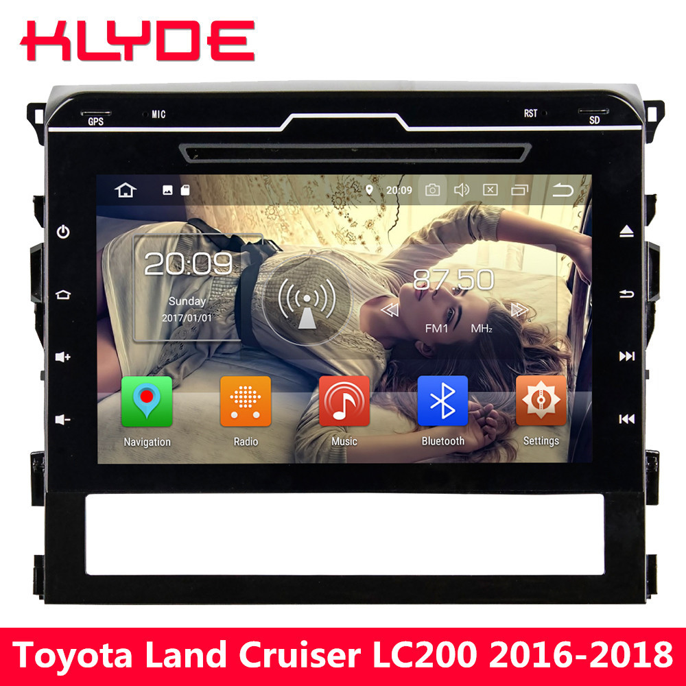 KLYDE 9 IPS 4G Octa Core Android 8 0 7 1 4GB RAM 32GB ROM Car