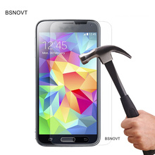 2PCS Glass For Samsung Galaxy S5 Mini Phone Screen Protector Tempered