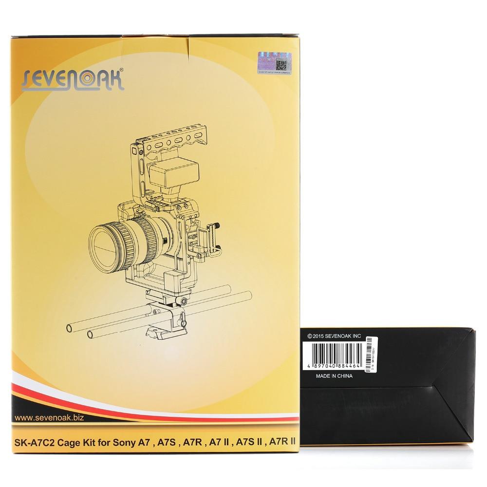 Kit de jaula profesional Sevenoak SK-A7C2 Pro para cámaras Sony A7 - Cámara y foto - foto 6