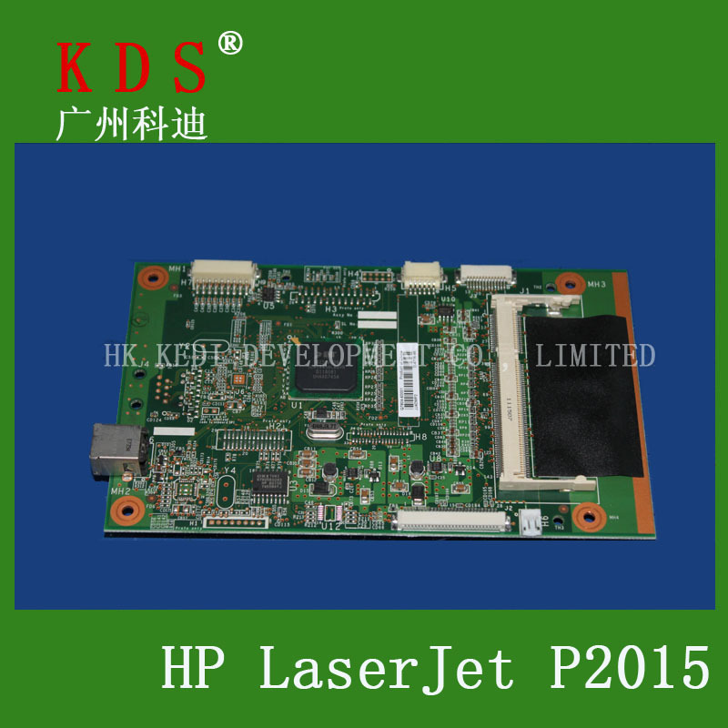 KDS For HP Motherboard P2015 P2015D Logic Board Formatter Board Q7804-60001 Used Pre-tested Printer Parts used 100% tested ut38e