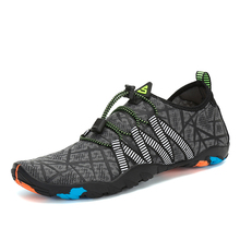 Summer Water Shoes Men Breathable Aqua Shoes Women Mesh Snea