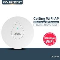 Comfast CF-E350N 300 السقف ap 300mbps 802.11b/g/n اللاسلكية ap wifi التغطية راوتر 16 فلاش wifi الإشارة نقطة الوصول 48 فولت التيار