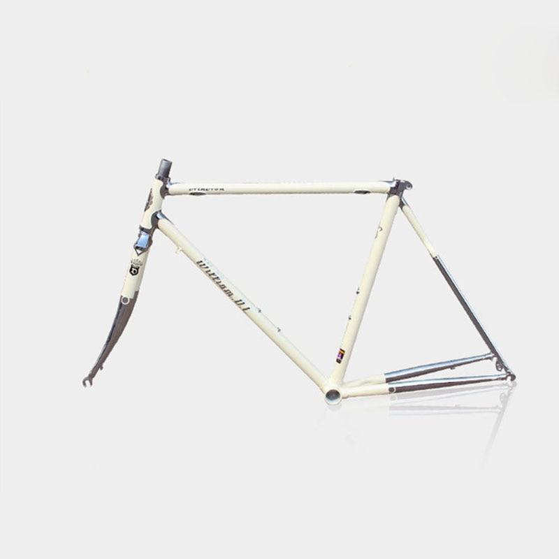 4130 Chrome Molybdenum Steel Fixie  Frame Road Bike Frame 700 C Frame 48 Cm 50 Cm 52 Cm 54 Cm  Road Bike Frame DIY