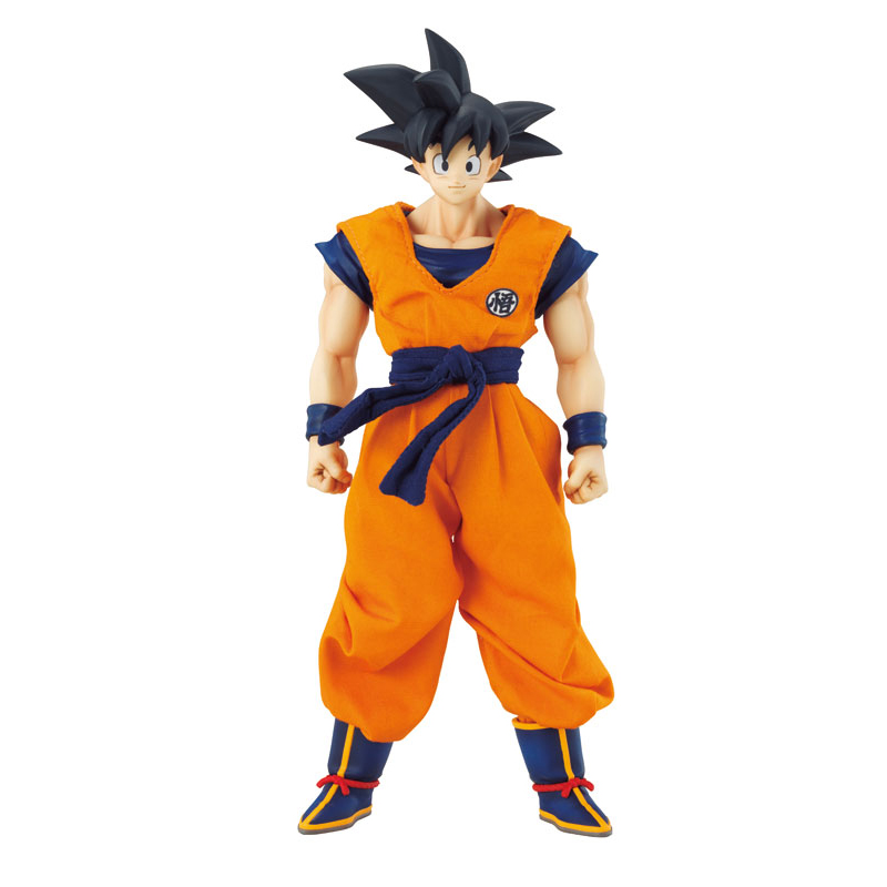 MegaHouse 21CM Dragon Ball Z DOD Son Goku PVC Action Figure Juguetes Dragon Ball Collectible Model Toy DBZ Figuras dod dimension of dragon ball z super saiyan 3 son goku pvc action figure collectible model toy 21cm