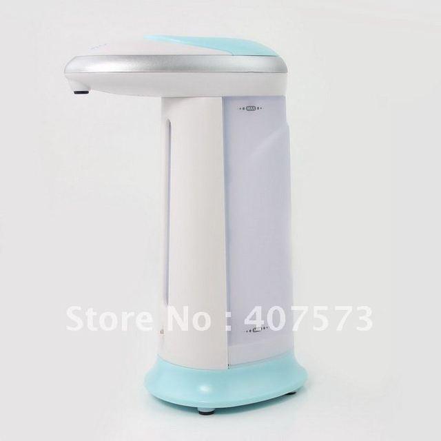 Automatic Sensor Soap Sanitizer Lotion Dispenser Bath