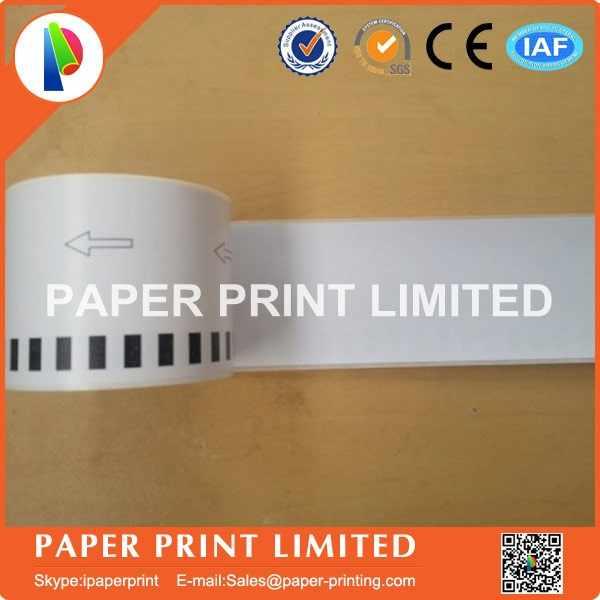 5x Gulungan Saudara Kompatibel Label Barcode Stiker Dk22205 DK-22205 DK 22205 White Label