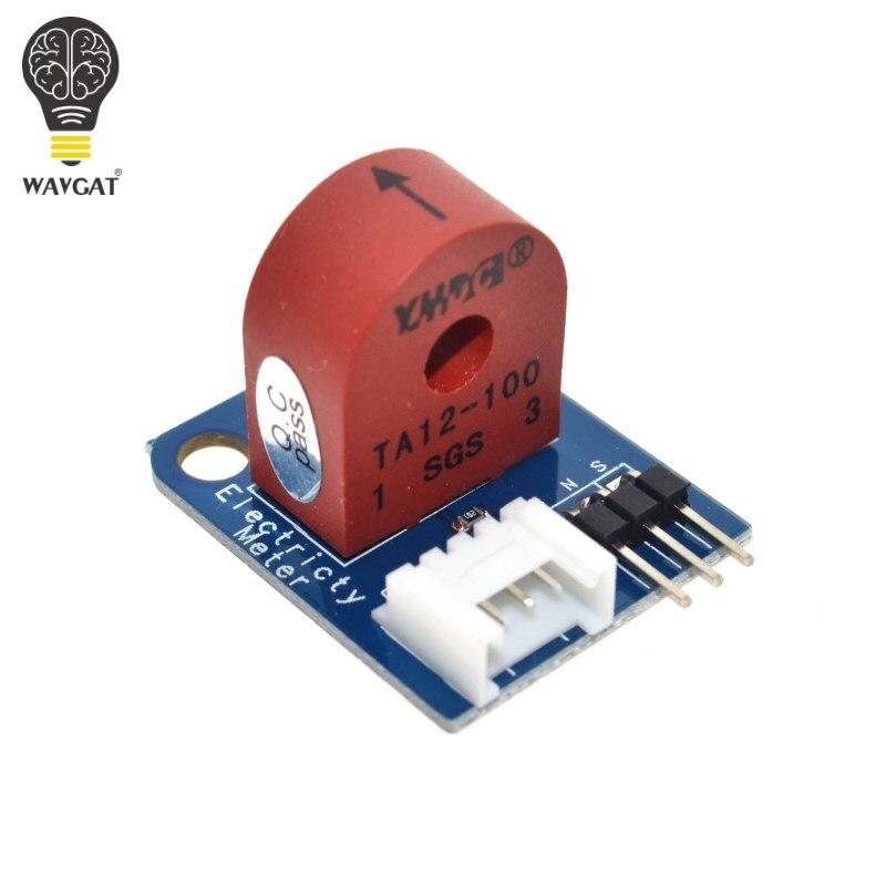 Strom Meter (Analog) AC Strom Sensor Stromwandler 5A für Arduino