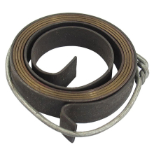 Ремонтная часть 8 дюймов сверло перо металлический винт пружина набор 40 мм x 8 мм