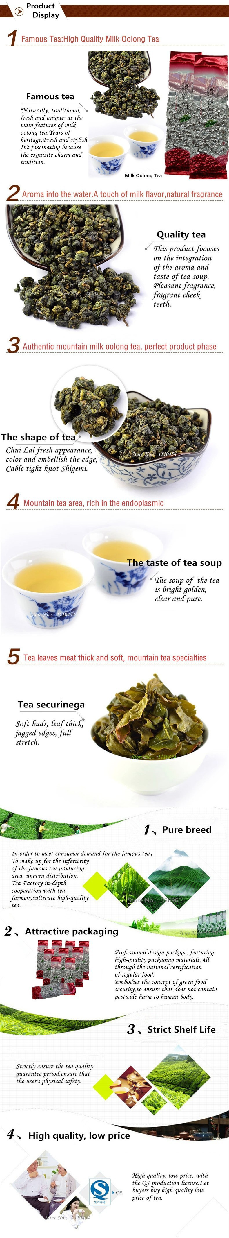 Promotion Milk Oolong Tea 125g High Quality Tiguanyin Green Tea Taiwan Jin xuan Milk Oolong Health Care Milk Tea
