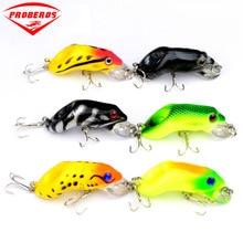 Top Quality Fishing Lure 6 color 6cm/8.8g fishing tackle Cicada Classic Minnow bait peche crankbait pesca jerkbait