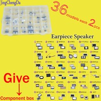 JCD Earpiece Ear speaker for Xiaomi for Redmi Cellphone Parts For Nokia 300 303 205 202 206 308 309 310 Mobile Phone