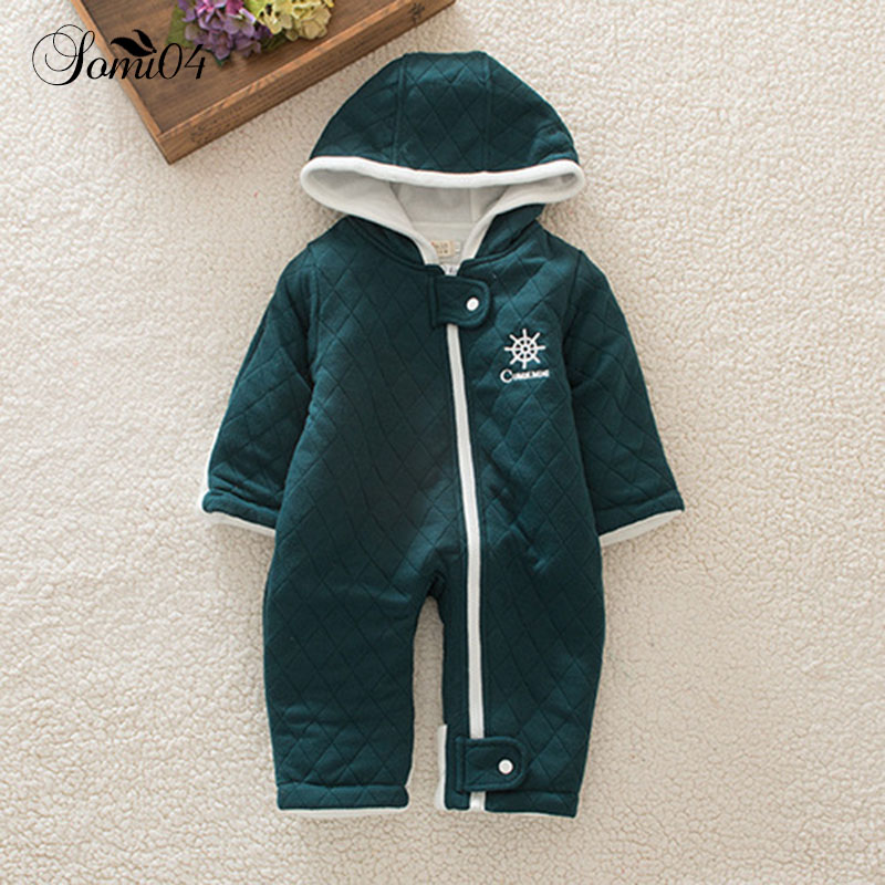 New-Autumn-Winter-Baby-Coveralls-Thicken-Cotton-padded-Baby-Girl-Clothes-Casual-Solid-Baby-Rompers-High-Quality-Baby-Boy-Clothes-1