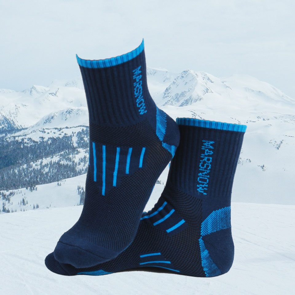 Marsnow Winter font b Thermal b font Ski font b Socks b font Men font b