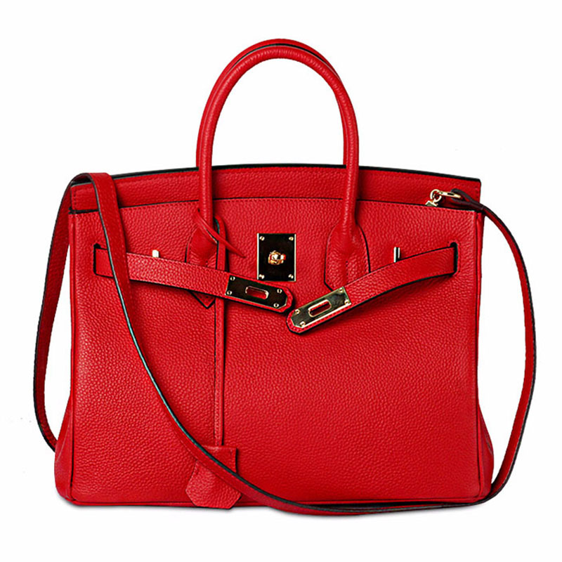 Best & cheap 100% Genuine leather shoulder bags for ladies 1