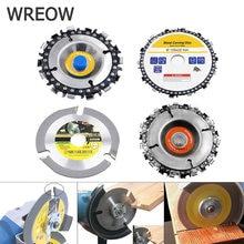 3/14/22Teeth Circular Saw Blade 115/102/125mm Grinder Saw Disc Carbide Tipped Wood Cutting Blade Power Tool Accessories цена 2017